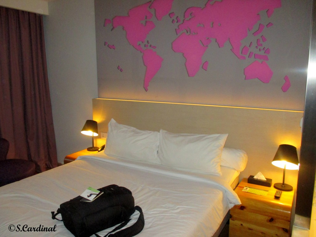 15-09-12.chambre IBIS style Jakarta Airport