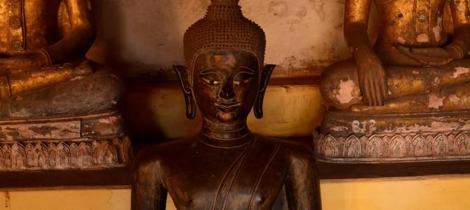 Vientiane, la ville aux milles temples…